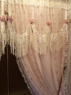 Nice Cottage Victorian Shower Curtain   Foter