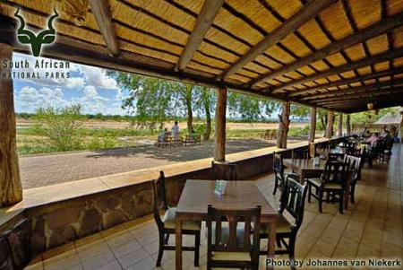 KNP - Letaba - Deck