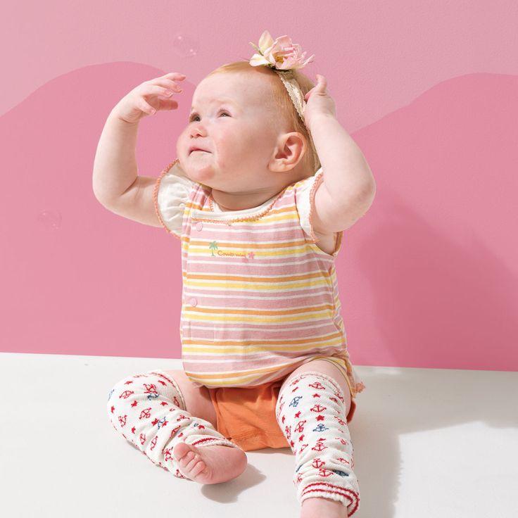 Dylann for Combi Mini Summer 2017 レッグウォーマー: キッズウェア|ベビー服・ベビー布団・出産準備はコンビミニの通販