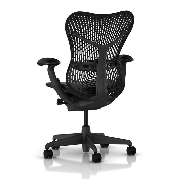 best computer chair back problem design inspiration with chamring mesh material in black