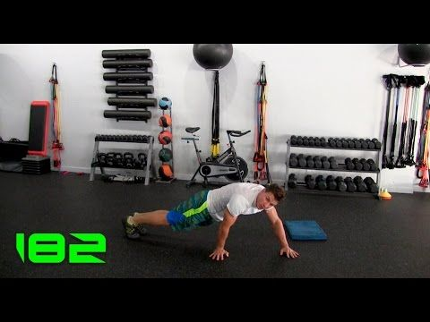 Bodyweight exercises to lose weight and get ripped workout #182 - YouTube