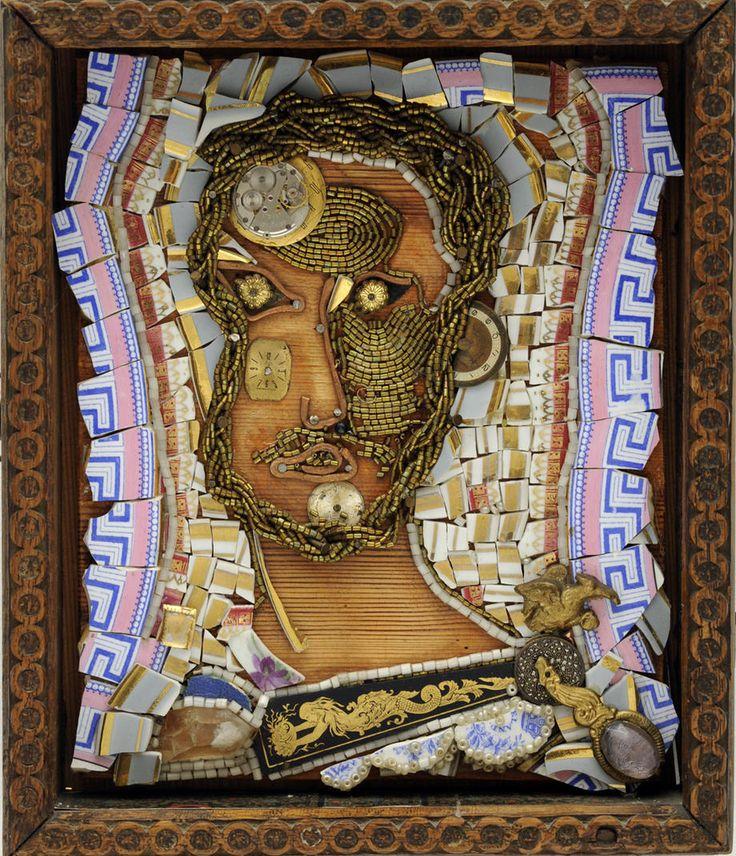 портрет Даниэля Ольбрыхского