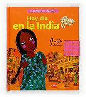 Diario de un niño hoy día en la India