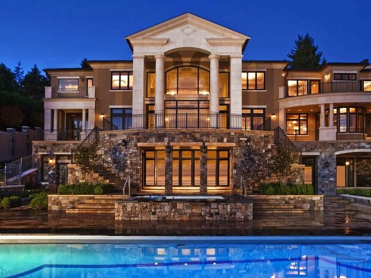 Big Beautiful Mansions With Pools 357 best homes images on pinterest | dream houses, architecture