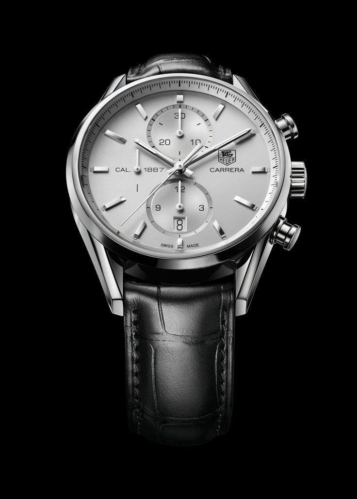 TAG-Heuer-CARRERA-1887 | Watches Şakir likes | Pinterest ...