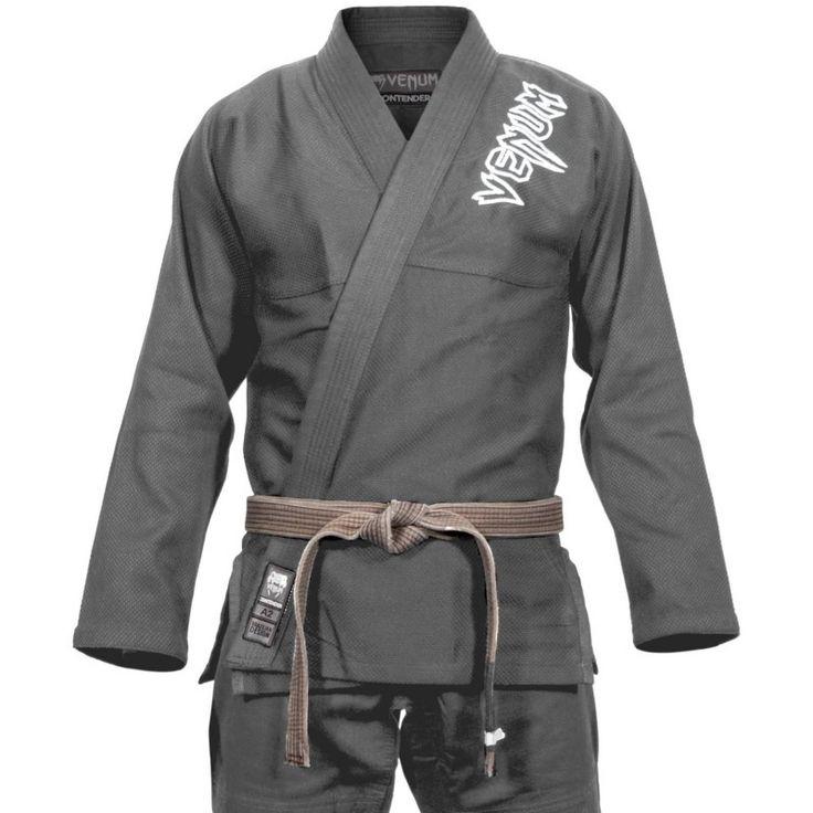 Ahora en SoloArtesMarciales.com  Kimono Jiu-Jitsu ... Cómpralo desde aquí!!  http://soloartesmarciales.com/products/kimono-jiu-jitsu-brasileno-venum-contender-2-0-gris?utm_campaign=social_autopilot&utm_source=pin&utm_medium=pin