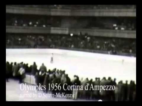 Winterolympiade 1956 Campezzo, 1.Teil