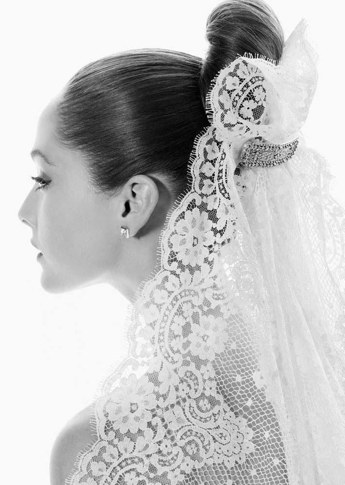 Spanish Lace Veil #mantilla #bridal | ~༺♥༻~ ℒαdy of Spαiη ...