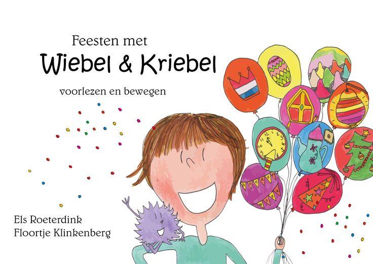 Zin in een feestje? 🎈 Feest dan gezellig mee met Wiebel & Kriebel!   Voorlezen, beleven én lekker in beweging. Ontdek de vele feesten die Nederland rijk is.   Zing, dans, hos en verwonder je over de veelzijdige invulling van de dagen en lees spelenderwijs iets over de achtergronden bij de feesten. Hoezee! www.elsroeterdink.nl #Kinderboekenweek #SintMaarten #Sinterklaas #Kerst #OudenNieuw #Carnaval #Holifeest #Pasen #Koningsdag #Suikerfeest #feest #voorlezen #bewegen #kinderboek