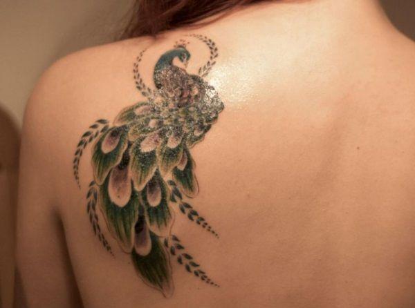 shoulder tattoo ideas for women