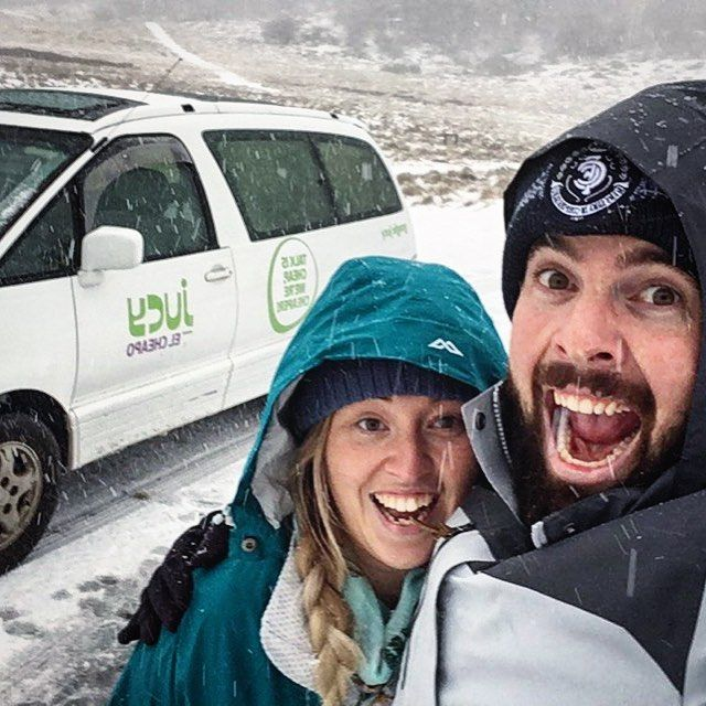 #First time for @jpumb seeing it #Snow! What an experience it was, all done in #JulianoTheJucy from @jucyworld #JucyWorld #ljojlo