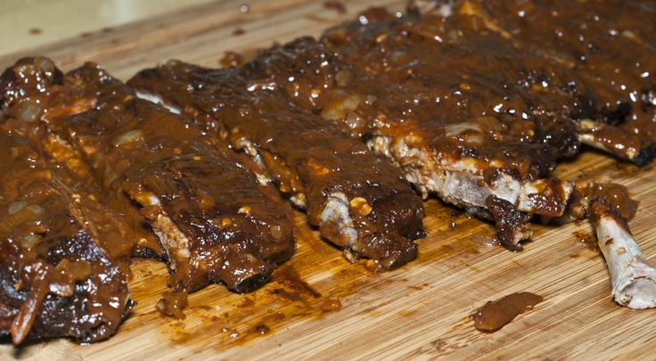 Pork ribs, Chipotle and Ribs on Pinterest