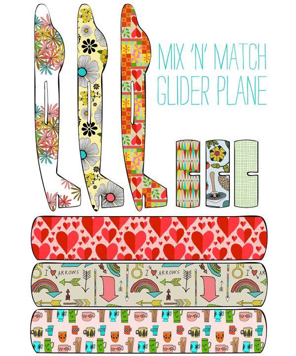 Little Paper Planes - Lisa Congdon