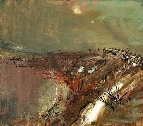 JOAN EARDLEY, R.S.A. (1921-1963)SNOW, CATTERLINE