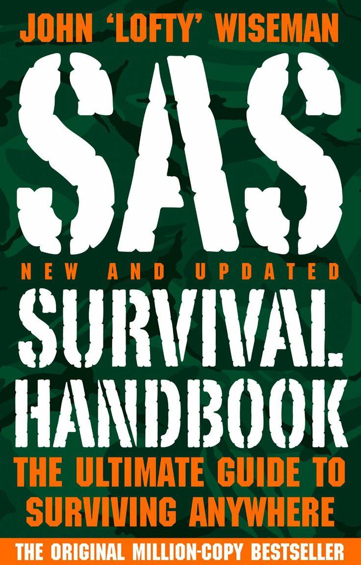 Sas survival guide survival kit poem