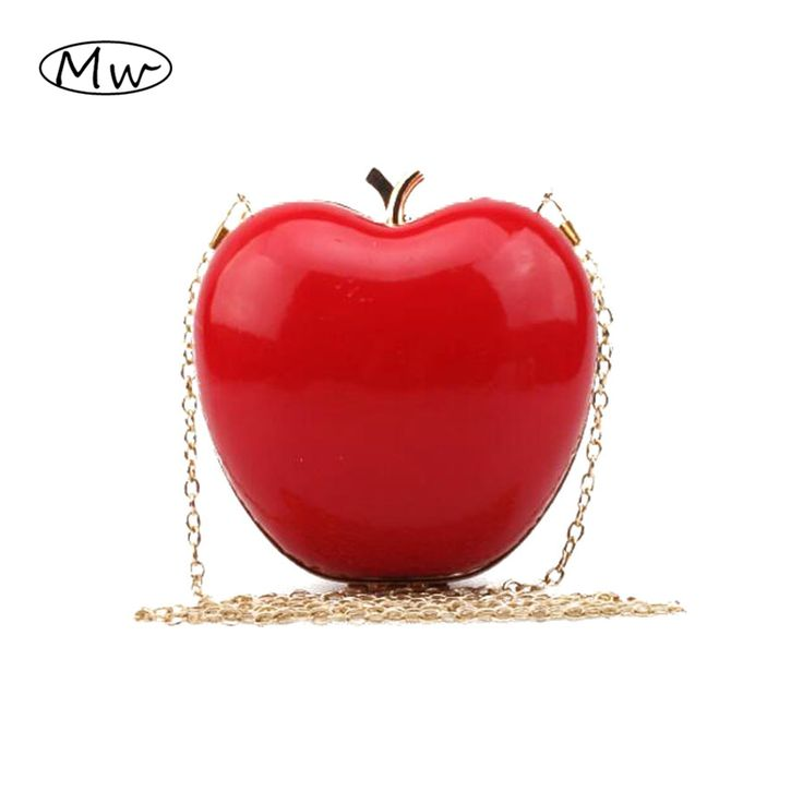 2016 New Arrive Apple Shaped Bag Cute Funny W… « Hottest Online Fashion Trends Store