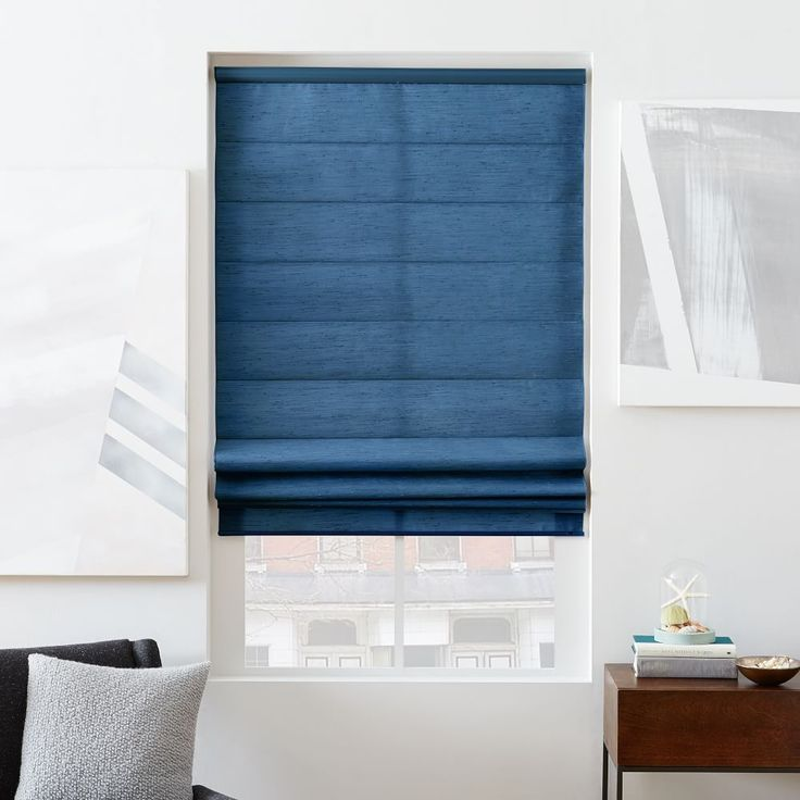 how to make roman shades for wide windows