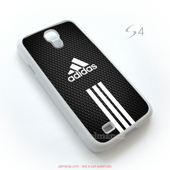 Adidas Samsung Galaxy S4 i9500 White Cover Case : phone cases ...