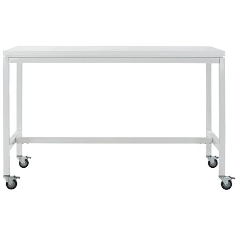 Delightful Stand Up Desk On Wheels At Freedom. Office S Meeting Table 150x75cm