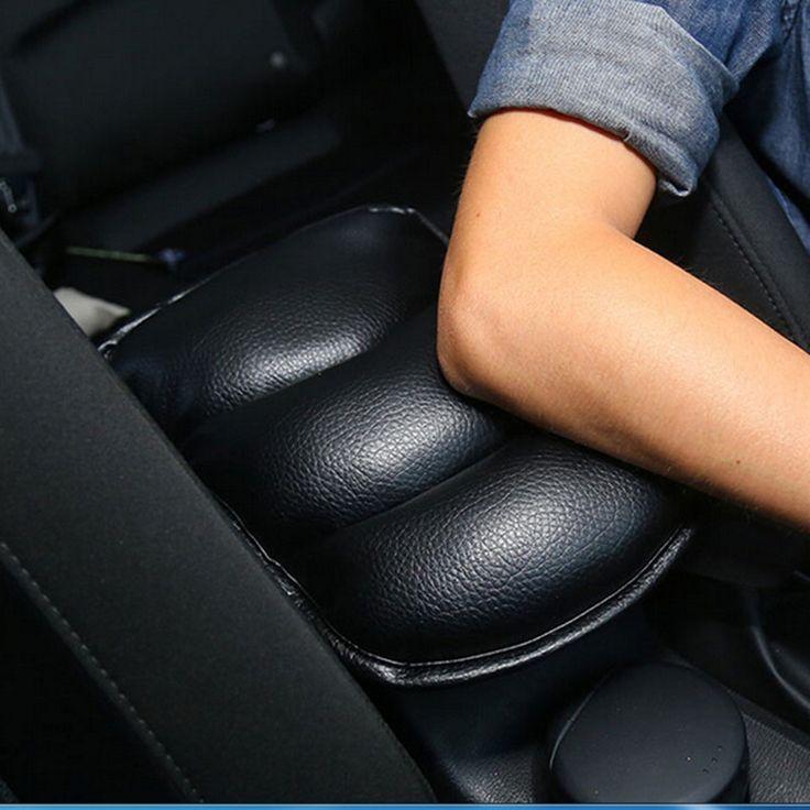 New Hot Car Inner Central Armrest Box Rest Cushion Pu