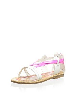 56% OFF Carter's Kid's Mahel2 Sandal (White/Pink)
