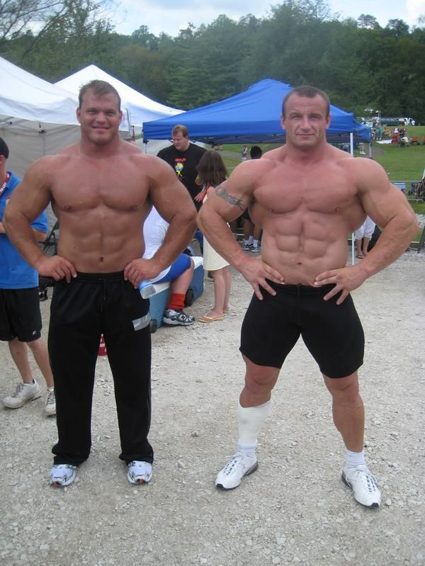 Eating for Size, Strength and Performance | Strongman ...Derek Poundstone Strongman