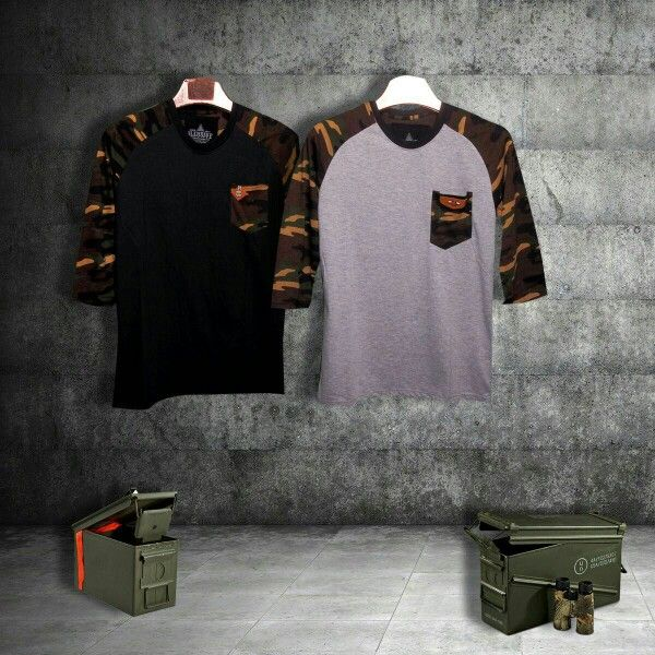 Army version raglan @illusive09