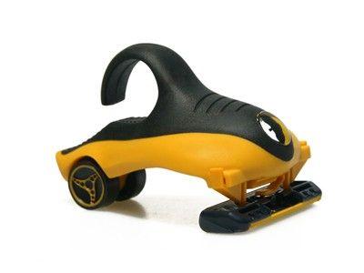 HeadBlade Razor Sport. Rakhyvel för huvudet med prisbelönt ergonomisk design.
