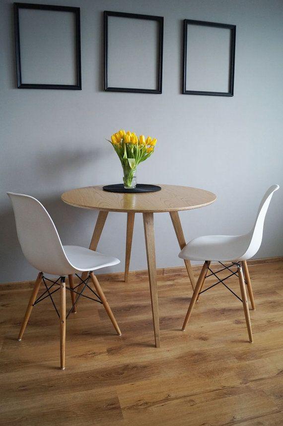 table de cuisine style scandinave. Black Bedroom Furniture Sets. Home Design Ideas