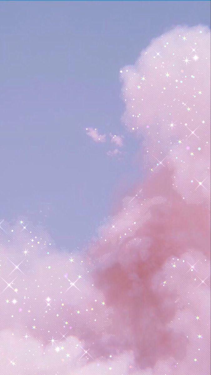 Aesthetic Bling Cloud Cute Pastel Wallpaper Bling Wallpaper Steven Universe Anime Aesthetic wallpaper bling pink