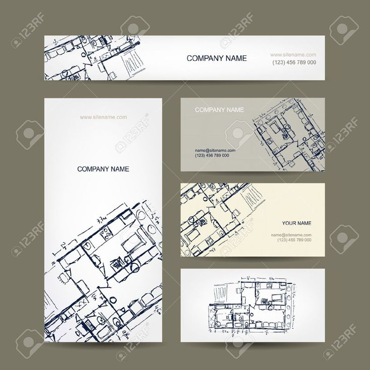 Interior designer business card google for Interior design business plan