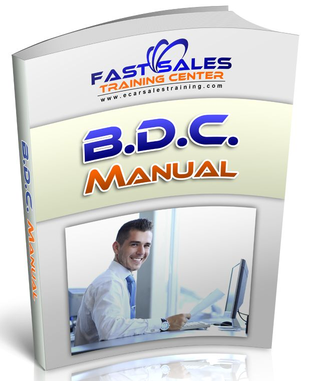 Are you searching online latest and exclusive Fast Sales Training Course books and training pattern? Then we think that you should search our training institute Ecar sales training. Actually, we have different types car sales training programs and courses for enhancing your business sales skills properly. According to the customers demands we institute always creates the new policies and pattern of sales programs.