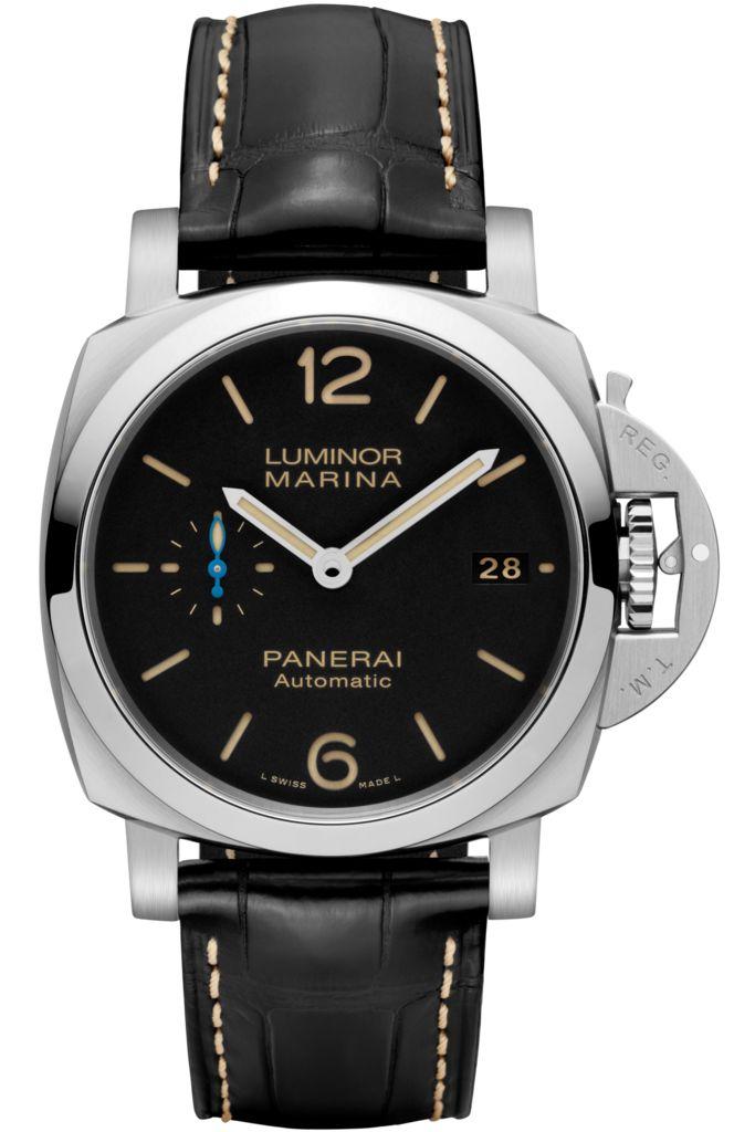 Panerai [NEW] Luminor Marina 1950 3 Days Automatic 42mm PAM 1392 (Retail:HK$54,100) ~ OUR PRICE: HK$43,500.     #PANERAI #PAM1392 #PAM_1392  #PAM01392   #LUMINORMARINA1950 #LUMINOR_MARINA_1950  #PANERAI_LUMINOR_MARINA_1950 #PANERAILUMINORMARINA1950
