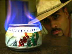Soda Can Stove