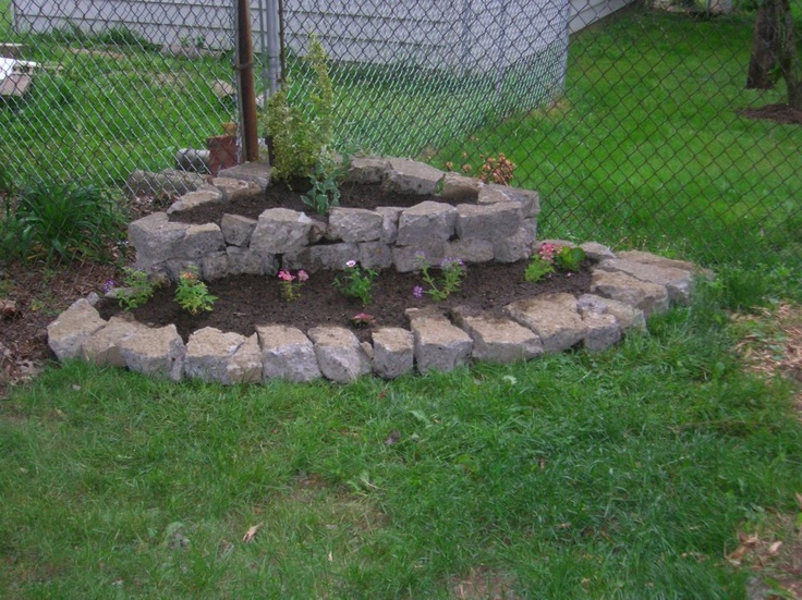 Cement Raised Flower Beds : Best images about rose gardens on pinterest cement