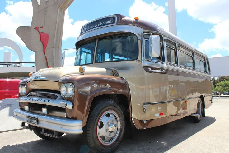 CHEVROLET BRASIL 6500 CARROÇARIA METROPOLITANA 1963
