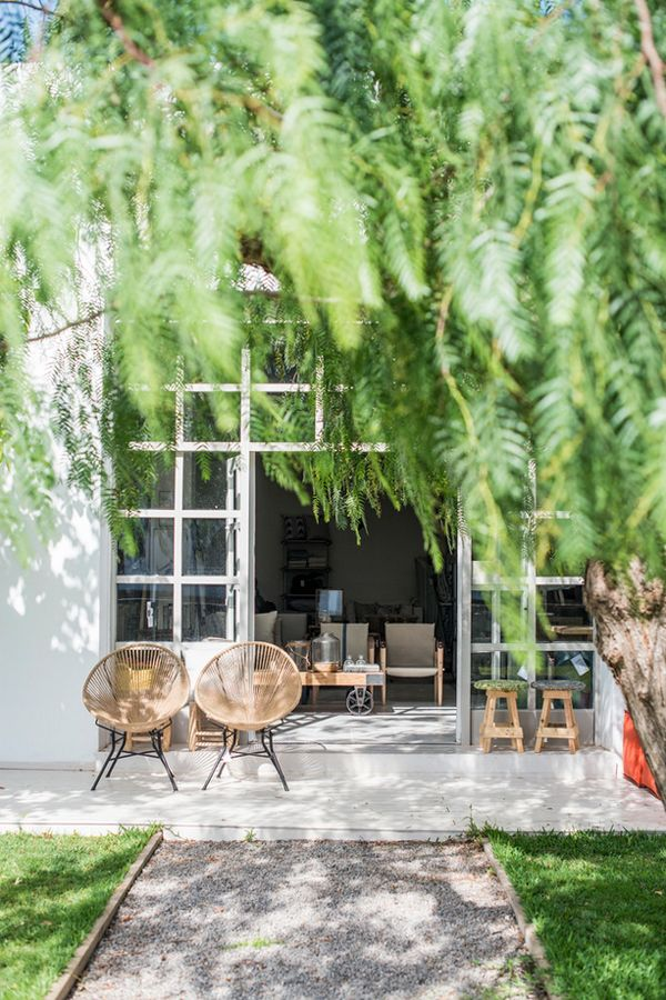 Tanis, a new interior shop in #Ibiza