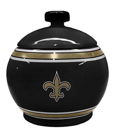 Look at this #zulilyfind! New Orleans Saints Game Time Jar #zulilyfinds