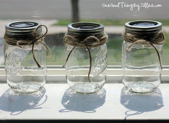 mason jar luminaries 10