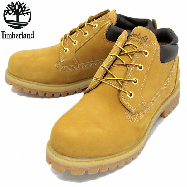 Timberland Mens Clasic Oxford Wheat