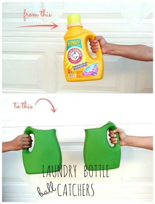 25 Fun And Creative Ways To Upcycle Empty Laundry Detergent