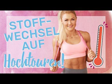 Stoffwechsel beschleunigen?!   Metabolismus Boost! - YouTube