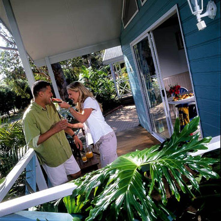 Outrigger Villa at Shoal Bay Holiday Park