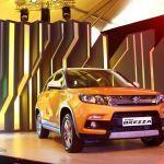 Maruti Vitara Brezza outguns the Ford Ecosport in March sales