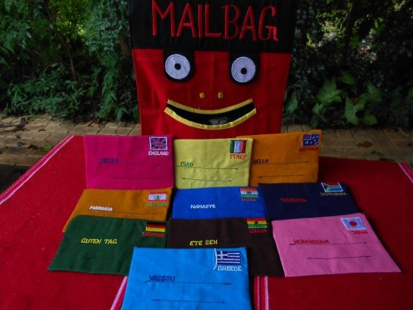 Mailbag - Multicultural Early Childhood Resource - Pretend Play - Fair Trade