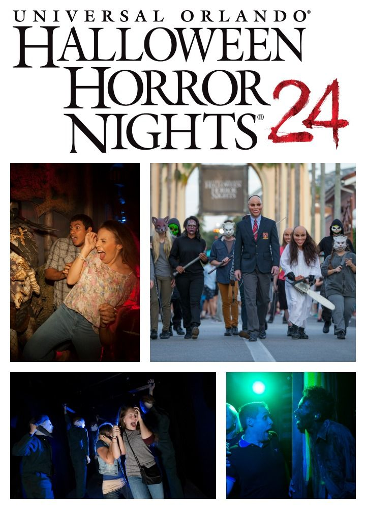 Halloween Horror Nights 24 #HHN24 @HorrorNightsORL @UniversalORL