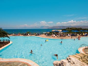 Mareblue Beach Resort, Greece, Corfu, St Spyridon