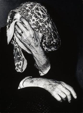 Mario Giacomelli: Grief