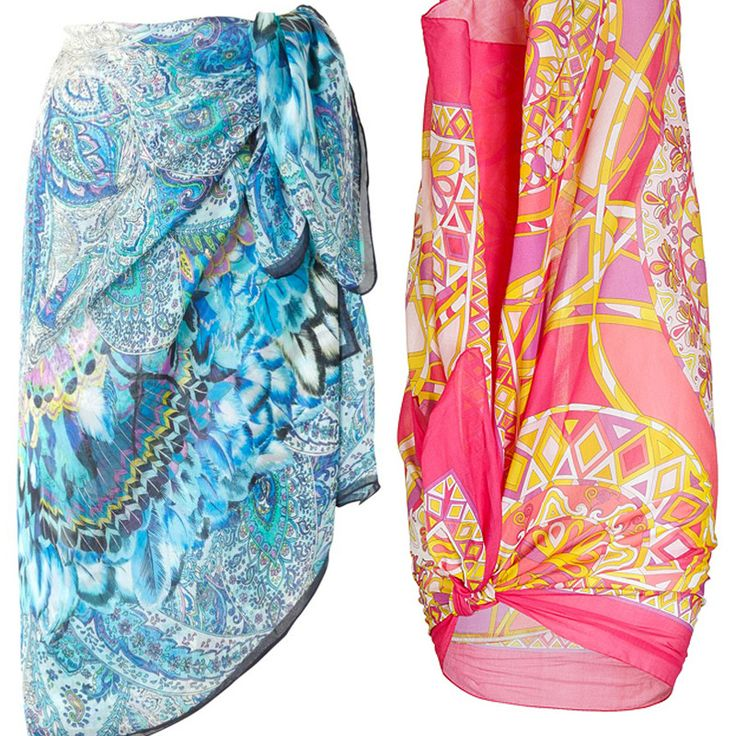 The Prettiest Sarongs For Your Summer Travels