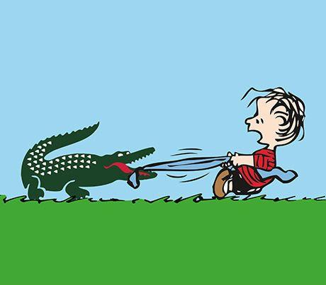 The crocodile joins the gang